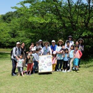 地球ハグ倶楽部母の日イベント集合写真